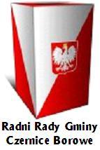 Radni Rady Gminy Czernice Borowe