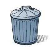 Harmonogram wywozu odpadów rok 2013